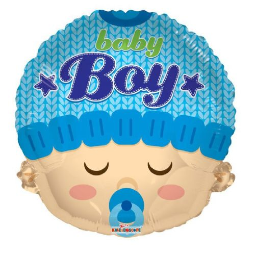 Baby Boy Head Shape (18inch)